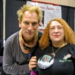 Julian Sands with Dead Redhead