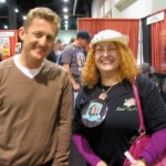 Alex Winter (Ted!) with Dead Redhead
