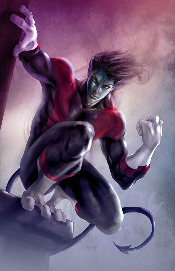 Nightcrawler 3 by Anne Cain