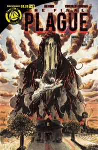 The Plague Cover