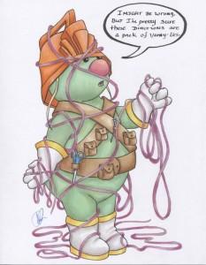 Juli's Knitting Doozer