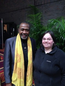Zombrarian and Ben Vereen