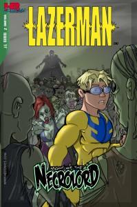 Lazerman Volume 2